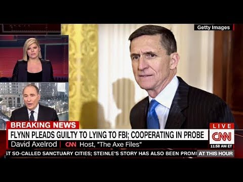 Flynn Pleads Guilty & Cooperating With Probe - W.H. EXTREMELY NERVOUS