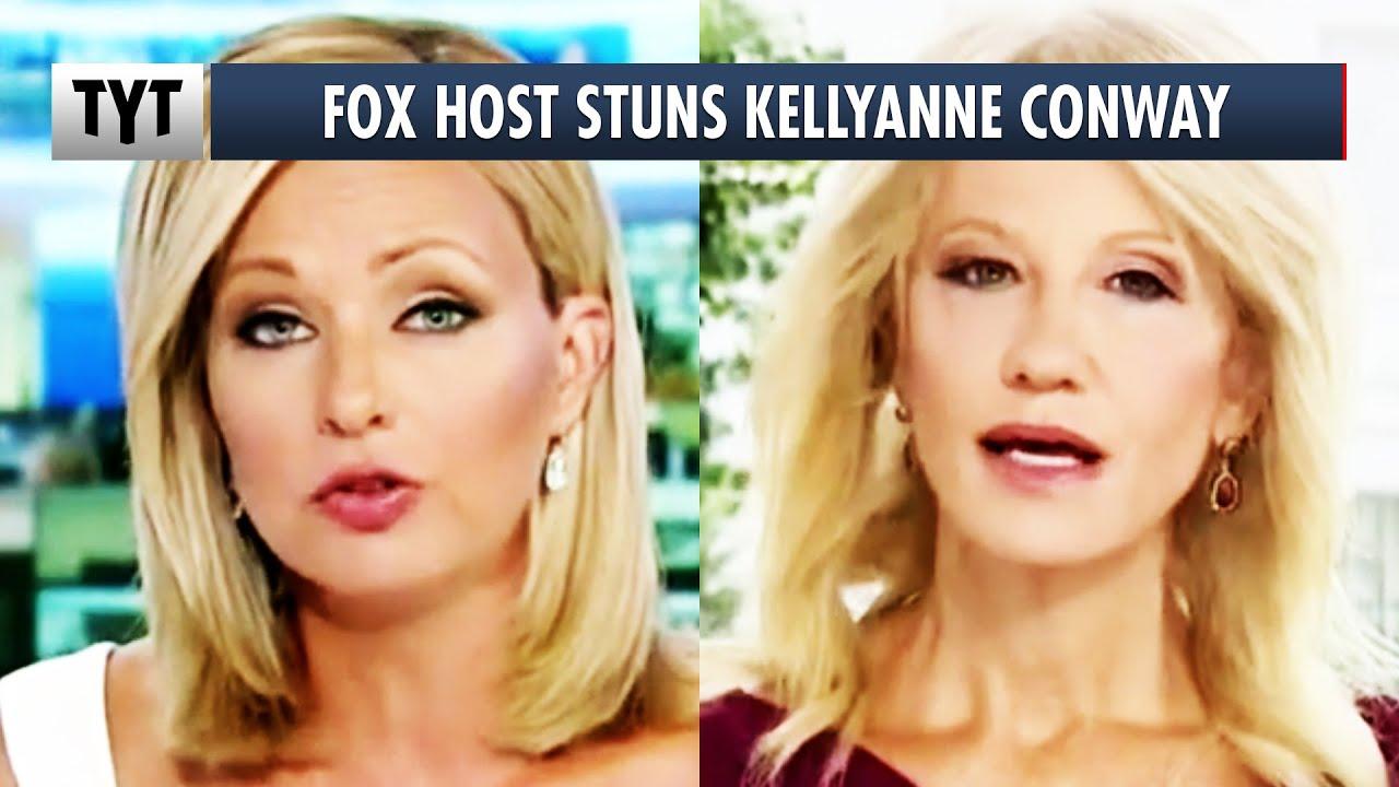 Fox Host STUNS Kellyanne Conway thumbnail