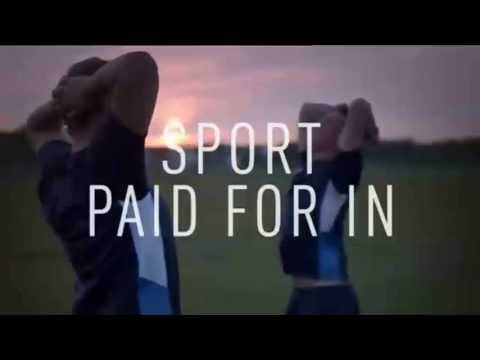 ITV Commercial for ITV Sport (2013) (Television Commercial)