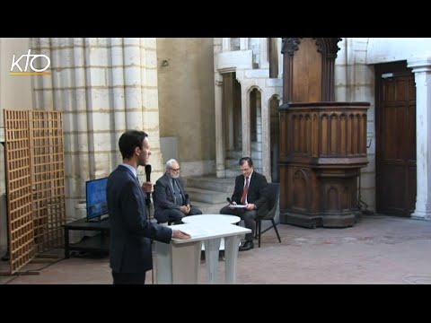 Basilique incendiée à Nantes ; archéologie en Terre sainte et l'actu de la semaine