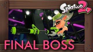 Splatoon 2 - Final Boss & Ending