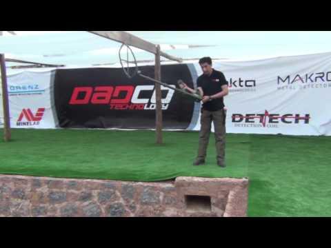 Detector de Oro ATX Garrett - Prueba de Campo (Final 2)