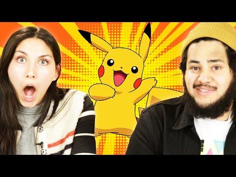 Pokémon Fans Take The Ultimate Pokémon Quiz