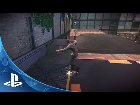 Tony Hawk's Pro Skater 5 Looks A Lot Like An Old Tony Hawk Game