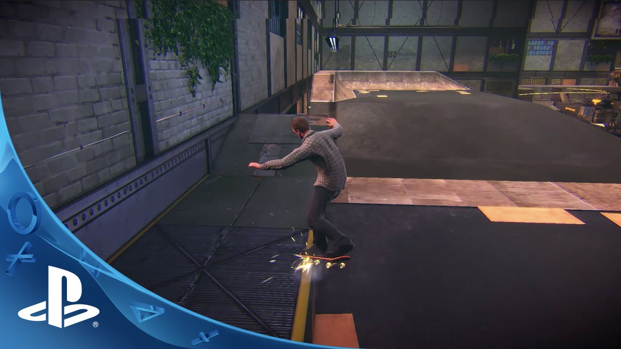 Tony Hawk's Pro Skater 5: Online Play, Park Creator Details