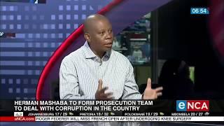 Herman Mashaba talks on accusations from JHB Mayor