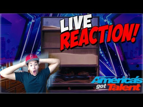 "INSANE Reaction -  Demian Aditya Crazy Insane Guy Escape Sand ""America's Got Talent 2019"" (EXPOSED) (видео)"