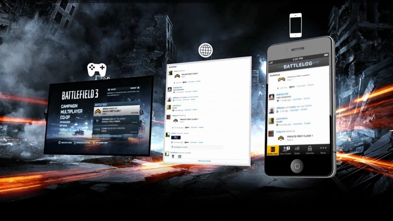 Digging In To Battlefield 3's Player-Tracking Battlelog
