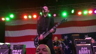 7 - Your Daddy Was a Rich Man... & I'd Tell You But... - Anti-Flag (Live in Raleigh, NC '17)