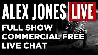 Alex Jones Show Commercial Free - Sunday 8/13/17 - Charlottesville, VA ► NEWS UPDATES