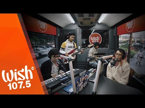 "Sepia Times perform ""Pills"" LIVE on Wish 107.5 Bus"