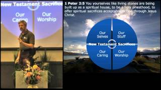 The Invisible Church - 1st Peter 2:4-10