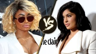 Shade Alert Blac Chyna DISSES Kylie Jenner And Broke Ass Tyga On Snapchat