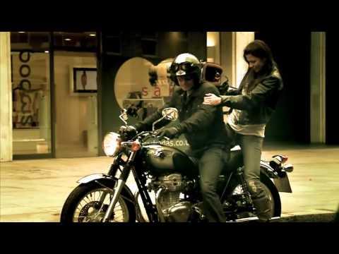 2011 Kawasaki W800 official video