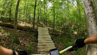 POV - Selma Erwin Trail - Milledgeville, GA - 4/17/2021