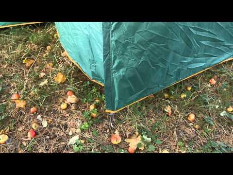 Палатка Greenell «Виржиния 6 плюс». Видеообзор.