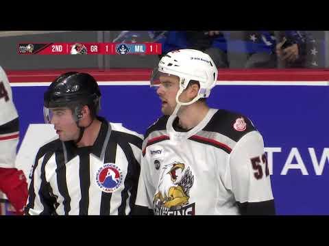 Admirals vs. Griffins | Nov. 3, 2018