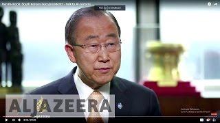 Ban Ki-moon: South Korea