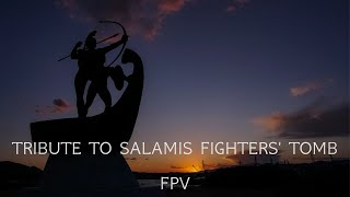 Tribute FPV video to the fighters of Salamis Battle 480 B.C
