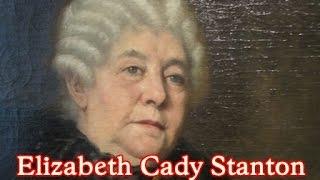 Elizabeth Cady Stanton - Biography