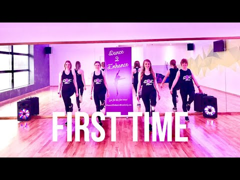 M-22 'First Time' (feat. Medina) Dance Fitness Routine || Dance 2 Enhance Fitness