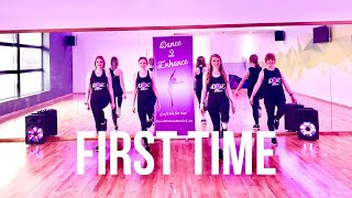 M 22 'First Time' (feat. Medina) Dance Fitness Routine || Dance 2 Enhance Fitness
