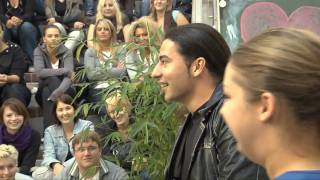 Alle Kids sind VIPs 2009 - Besuch von Bülent Ceylan