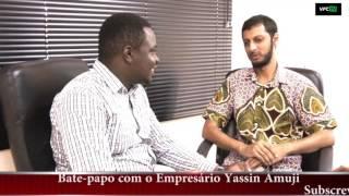 ZONA QUENTE Com Yassin Amuji