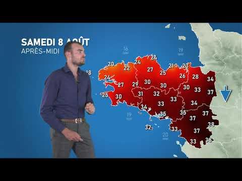 Illustration de l'actualité La météo de votre samedi 8 août 2020