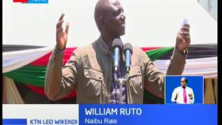 William Ruto amepinga juhudi  za kuifanyia marekebisho katiba kubuni nafasi nyingine za utawala