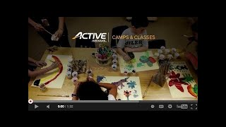 ACTIVE Camp Manager video