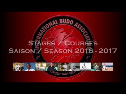 Bande annonce des stages IBA saison 2016-2017