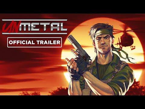 Man of Action Official Trailer de UnMetal