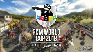 PCM WORLD CUP 2018 | Route Tour | Round 1