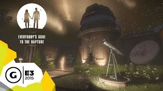 E3 2015: Everybody's Gone to Rapture Begins at the End of the World