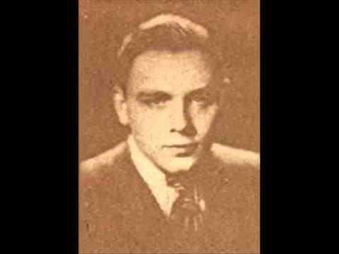 Albert Harris - Ja lubię gwizdać 1938 r.