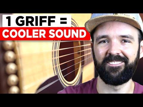 Cooler Sound mit nur einem Griff - Gitarre lernen