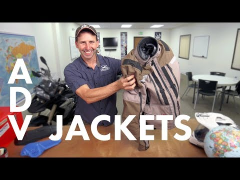 The Rev'It! Sand 3 : Adventure Motorcycle Jacket Must-Haves