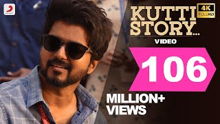 Master - Kutti Story Video   Thalapathy Vijay   Anirudh Ravichander   Lokesh Kanagaraj