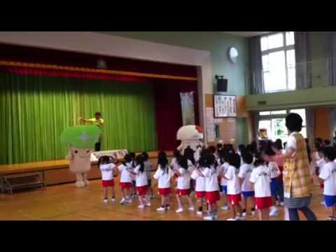 2012 きのこ音頭at札幌 あゆみ幼稚園