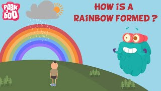 How Is A Rainbow Formed | The Dr. Binocs Show | Learn Videos For Kids