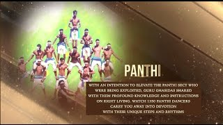 Panthi Dance Form, India | World Culture Festival 2016