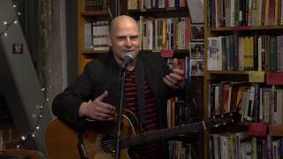 Danbert Nobacon Live at Left Bank Books Collective