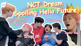 "NCT Dream Spoiling ""Hello Future"" for 10 minutes"