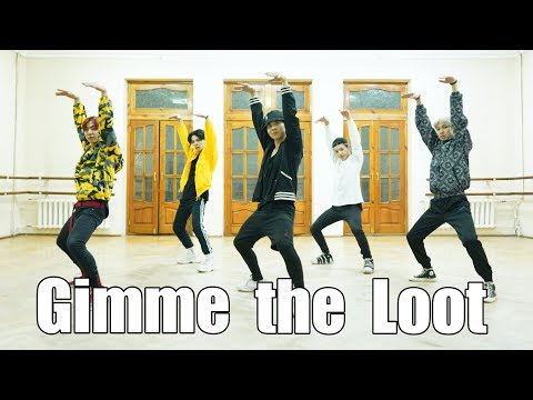 Big Baby Tape - Gimme the Loot   Chuba Choreography   Fam Entertainment