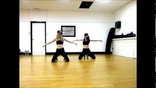 Ciara Ride It Official music video choreography