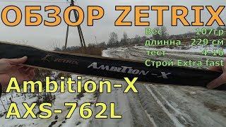 Zetrix ambition x axs 692m