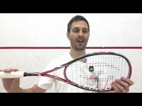 Harrow Squash Rackets Review