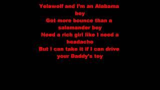 Yelawolf - Daddy's Lambo (LYRICS)