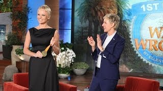 Ellen's First Ever 'I Was Wrong'